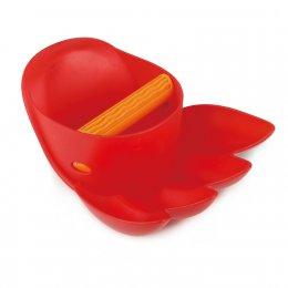 มือตุ่นขุดทราย สีแดง Power Paw Red