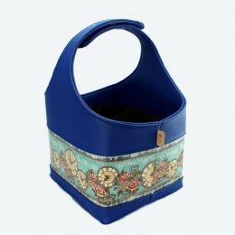 ตะกร้า BMI Basket - VINTAGE BLUE