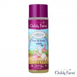 Childs Farm hair&body wash 250ml - อาบสนุกสระสนุกในขวดเดียว