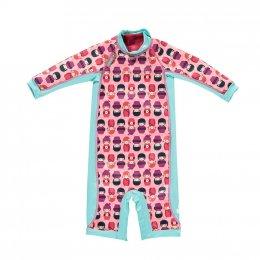 Close Snug Suit ชุดว่ายน้ำเด็ก ลาย Kodeshi Doll