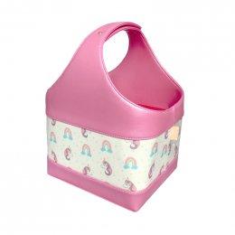 ตะกร้า BMI Basket - Cartoon Pink Pony