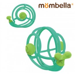 ยางกัดมัมเบล่า สเนล Mombella Snail Baby Teething Rattle