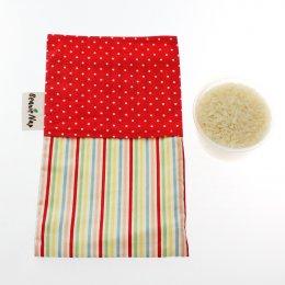 Beanie Nap Breast Hot pack - ถุงประคบร้อน ประคบหน้าอก Fun Stripe