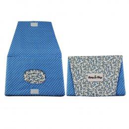 กระเป๋าทิชชู่เปียก Beanie nap -  Hydrangea