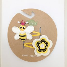 Sati กิ๊บติดผมเด็กหญิง Hairclip - PC Queen Bee