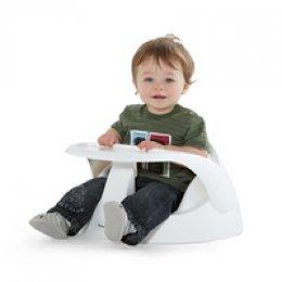 เก้าอี้หัดนั่ง Baby Snug พร้อมถาด