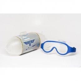 แว่นตาว่ายน้ำเด็ก Babiators Sunglasses Swim Goggles 3-6 ปี-สี Blue Angels Blue