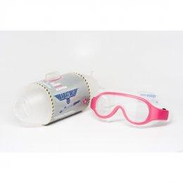 แว่นตาว่ายน้ำเด็ก Babiators Sunglasses Swim Goggles 3-6 ปี-สี Popstar Pink