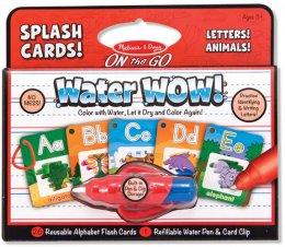 ของเล่นเด็ก ชุดแฟลชการ์ดระบายด้วยน้ำ-ชุดตัวอักษร A-Z