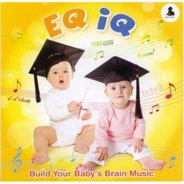 CD เพลงสำหรับเด็ก EQ IQ Build Your Baby's Brain Music