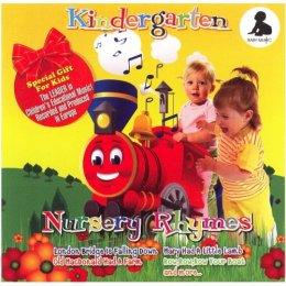 CD เพลงป๊อปสำหรับเด็กอนุบาลและเนอสเซอรี่