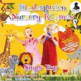 CD เพลงป๊อปสำหรับเด็กอนุบาลและเนอสเซอรี่ ชุด Sings Pop