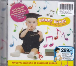 Smart Brain Music For Your Babies (CD)