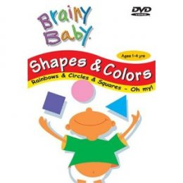 BRAINY BABY/SHAPES&COLORS
