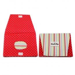 กระเป๋าทิชชู่เปียก Beanie nap Wipe Clutch - Fun Stripe