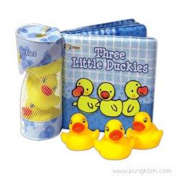 Float Along - Three little duckies