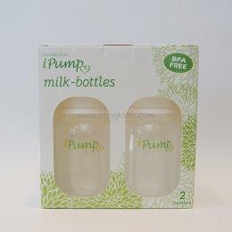 ขวดนมสำหรับเครื่องปั๊มนม iPump แพคคู่