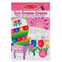 ชุดพับและตัด Cut Crease Create - Pink