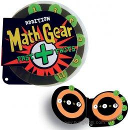 แฟลชการ์ดฝึก บวกเลข Math Gear - Addition