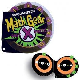 แฟลชการ์ดฝึก คูณเลข Math Gear - Multiplication