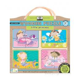 พัซเซิลไม้ Wooden Puzzles - Little Princess