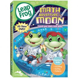 LEAP FROG - MATH ADVENTURE TO THE MOON