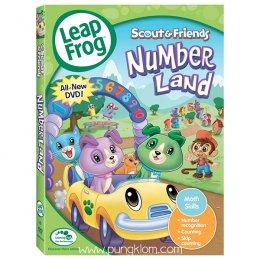 LEAP FROG - NUMBER LAND