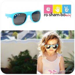 แว่นตากันแดดเด็ก 3-7 ปี Ro.sham.bo Baby shade - Polarized สี Zack Morris