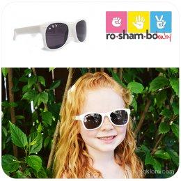 แว่นตากันแดดเด็ก 3-7 ปี Ro.sham.bo Baby shade - Polarized สี Ice Ice baby