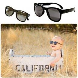 แว่นตากันแดดเด็ก Ro.sham.bo Baby shade สี Bueller (พ่อ แม่ ลูก)