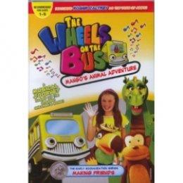THE WHEEL ON THE BUS - MANGO'S ANIMAL ADVENTURE