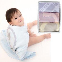 Baby Swadding Blanket เซ็ทผ้าห่อตัว 47x47 นิ้ว