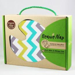 หมอนกันสะดุ้ง Beanie Nap ลาย Wavy