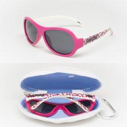 แว่นตากันแดดเด็ก BABIATORS รุ่น Polarized 3-7 ปี สี  Wild Watermelon