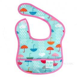 Bumkins Starter Bib ผ้ากันเปื้อนเด็ก 3-9 เดือน