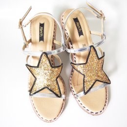 Glitter Star Heels