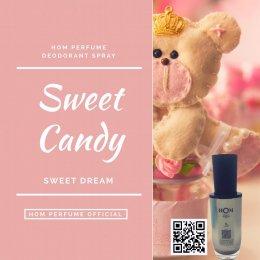 HOM W Perfume Deodorant Spray