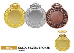 เหรียญรางวัลโลหะผสม M002