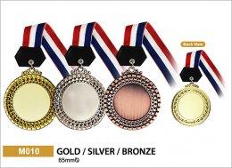 เหรียญรางวัลโลหะผสม M010