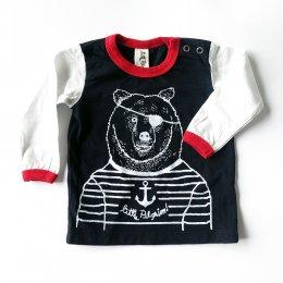 BABIES 0-18M.[A] LP0383 PIRATE BEAR