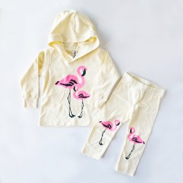 KIDS 1-7Y.[E]+[C] LPS01294 FLAMINGO