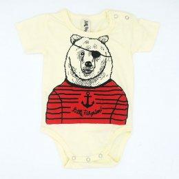 BABIES 0-18M [A] LP01140 PIRATE BEAR