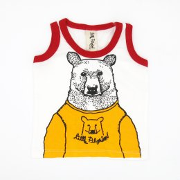 BABIES 0-18M.[A] LP0399 PIRATE BEAR