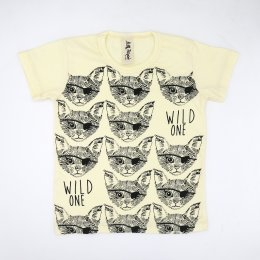 KIDS 1-7Y.[A] LP06112 WILD ONE