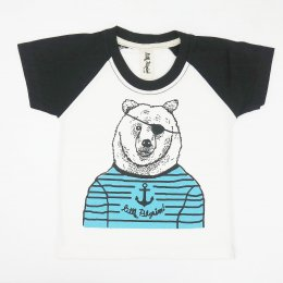 KIDS 1-7Y.[A] LP06111 PIRATE BEAR