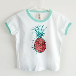 KIDS 1-7Y.[A] LP06117 PINEAPPLES