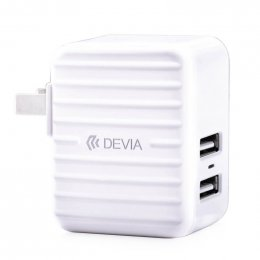 Devia Valiant  2 in 1 Travel Charger