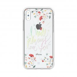 CaseStudi IPHONE X PRISMART IMPACT CASE - LOVE