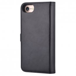 Devia Magic 2 in 1 Leather Case (Black)