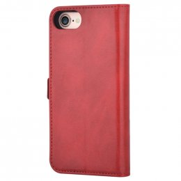 Devia Magic 2 in 1 Leather Case (Red)